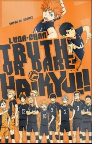 Truth Or Dare Haikyuu!!