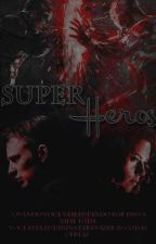 Super Heros by Wolf_Hale