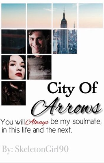 City Of Arrows - Alec Lightwood
