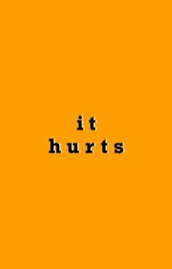 It hurts   Wonwoo Fanfic