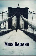 Miss Badass by brickwoodv