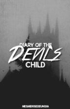 Diary of the Devil's Child by mesmerisedeunoia