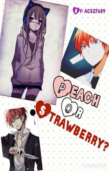 Peach or Strawberry?