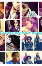 Mindless Behavior Imagines by Royal-Writing