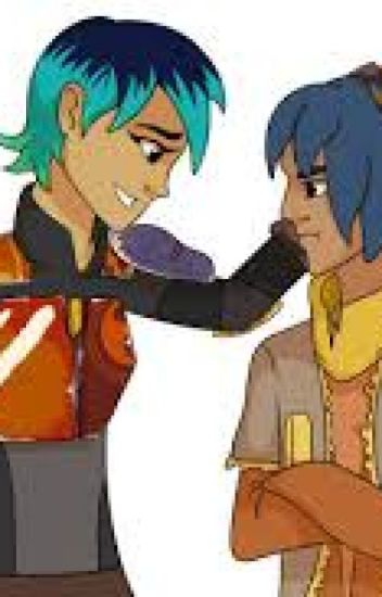 Star wars rebels: reveled feelings (Sabine x ezra)