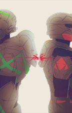 Wolfpack (A RvB Felix,Locus, And Reader Romance) by MissMercW0LF