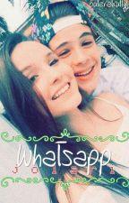 Jolari: Whatsapp #Wattys2016 by Maryoficial