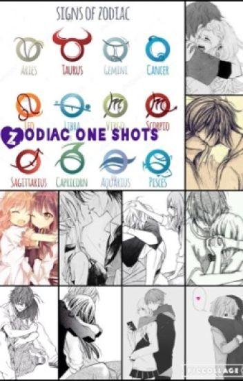Zodiac one-shots (Book 1 Finished)