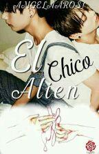 El Chico Alien [Terminada] (Editando) by angelaaros1