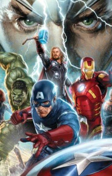 Percy Jackson meets the Avengers.