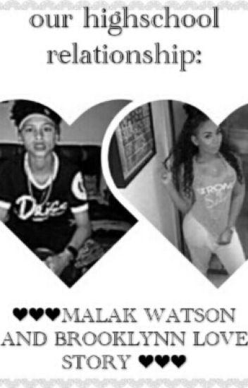Our High School Relationship: Malak and Brooklynn