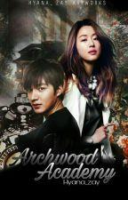 Archwood Academy by Hyana_zay