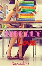 Library Love by Sarah73