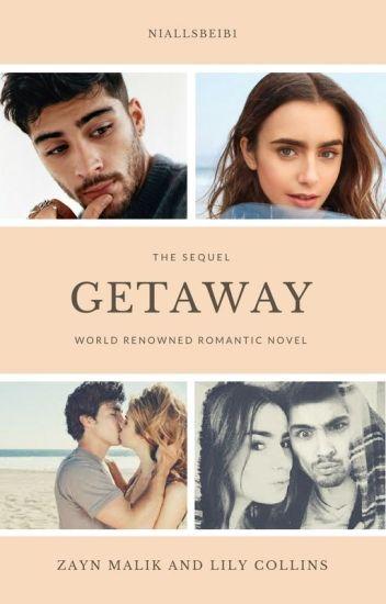 Getaway(Zayn Malik Fanfiction)LAIKINAI SUSTABDYTA