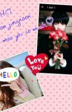 Hei,jeon jungkook! I Miss You so much! by anastasya04