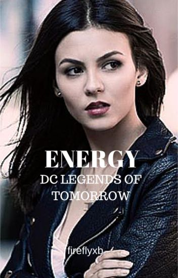 Energy-DC Legends of tomorrow