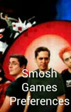 Smosh Games Preferences by oli_the_smosher