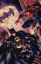 Batman meets Spiderman by Comic_Fan