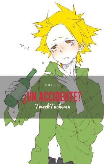 ¿Un accidente? - [Creek] |+18| •Two-Shot•