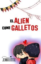 El Alien ComeGalletos I ➼Vkook by JennxKimTxe