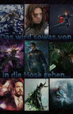 Die Avengers ◈ Das wird sowas von in die Hose gehen... by AranelTheWhite