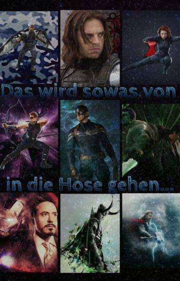 Die Avengers ◈ Das wird sowas von in die Hose gehen...