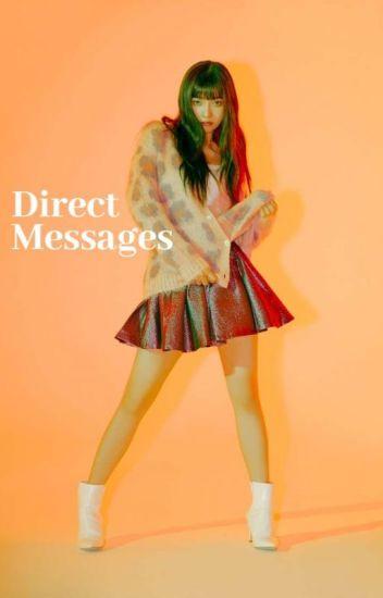 direct messages  kagehina au