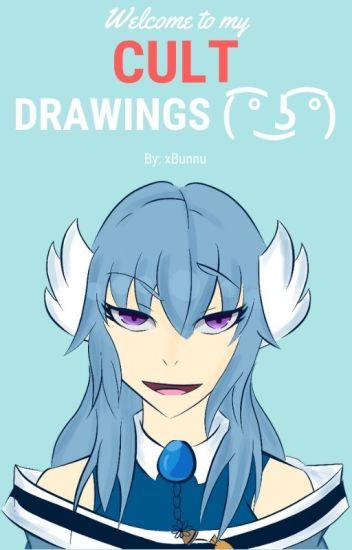 Cult Drawings ( ͡° ͜ʖ ͡°)
