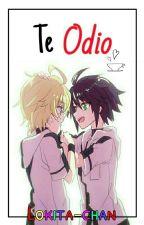 Te Odio?...[Mikayuu] by Lokita-chan