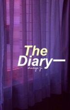 The Diary ー pjm。 by orange-ji
