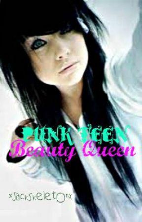 Punk Teen, Beauty Queen by xJackSkeletonX