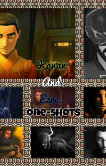 Star Wars Rebels: Kanan and Ezra One-Shots