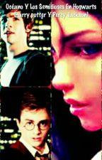 Océano Y Los Semidioses En Hogwarts (Harry potter Y Percy Jackson) by oceanopercy