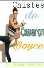 CHISTES DE CAMERON BOYCE  by LaGomitaZuculenta