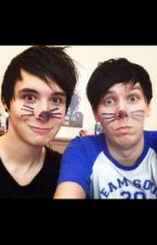Dan and Phil Smut by poundingbanana