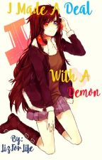 [Gravity Falls x OC] I made a deal with a demon by LizForLife