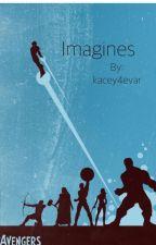 Advengers X Reader by kacey4evar