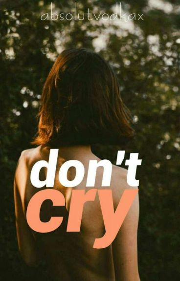 Don't Cry |JungKook