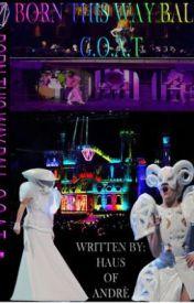 Lady Gaga: G. O. A. T Book by AndrValenzuelaMarin