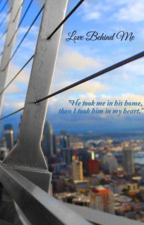 Love Behind Me (Mithzan/Max Fanfic) by iloveliterature15