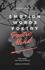 Poetic Mind by quietpoetess