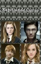 ¿Repitiendo Curso?| Romione & Hinny| by Jakey-Chan