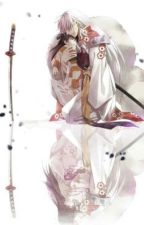 Sesshomaru And Rin by Rainbow_Sam2011