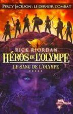 Héros De L'Olympe - Le Sang De L'Olympe. by lPanthera