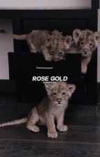 rose gold | personal  by -babyjae