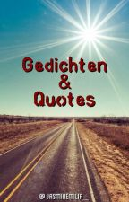 Gedichten En Quotes  by JasminEmilia_