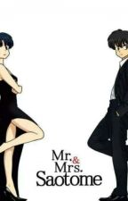 Sr y Sra Saotome by InuyashaSaotome