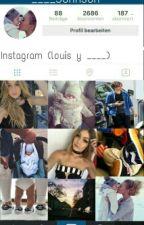 Instagram (Louis y ____) TERMINADA  by pau_stylinson1D