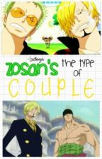 ZoSan's The Type Of Couple by -Lxchuga