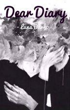 Dear Diary    Luna Darko ShortStory by WolkenBlau